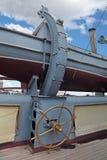 Llifeboat 免版税图库摄影