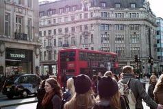 Llifestyle in London Stock Photo