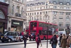 Llifestyle w Londyn obrazy stock