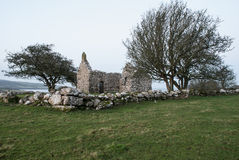 Lligwy Chapel of Ease, Angles Royalty Free Stock Photos
