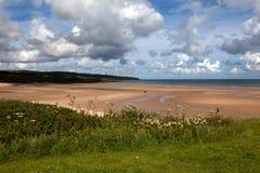 Lligwy strand Royaltyfri Foto