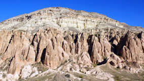 Llimestones in Cappadocia, Turkey Stock Photos