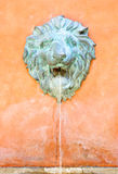 Llion fountain Stock Images
