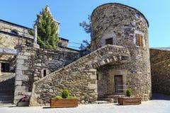 Llivia Bell. Torre Bernat de So. Stock Photography