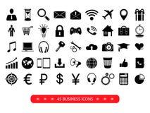 Llll de los iconos libre illustration