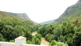 Llobregat river Stock Images