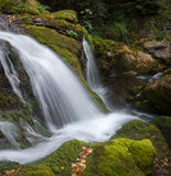 Llobregat waterfall Royalty Free Stock Images