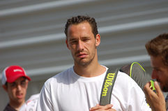 Llodra Mickael FRA doubles champion (19) Royalty Free Stock Photography