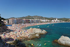 LLORET DE MAR Royalty Free Stock Photography