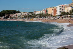 Lloret de Mar Fotografia de Stock Royalty Free