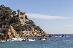 Lloret de Mar,Catalonia,Spain. Royalty Free Stock Photos
