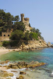 Lloret De Mar, Costa Brava Royalty Free Stock Image