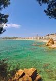 Lloret de Mar,Costa Brava Royalty Free Stock Images