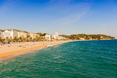 Lloret de Mar Costa Brava, Catalonia, Spain Royalty Free Stock Photography