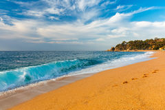Lloret de Mar on the Costa Brava, Catalunya, Spain Royalty Free Stock Image