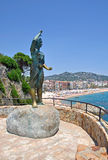 Lloret de Mar,Costa Brava,Spain Stock Photo