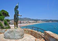 Lloret de Mar,Costa Brava,Spain Stock Photos