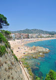 Lloret-de-Mar,Costa Brava,Spain Stock Photography