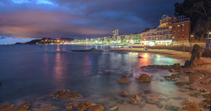 Lloret De Mar, Costa Brava, Spain Stock Image