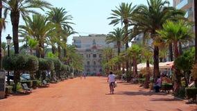 Lloret De Mar, Costa Brava w Hiszpania zbiory wideo