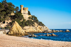 Lloret de Mar Stock Photography