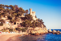 Lloret de Mar Stock Photo