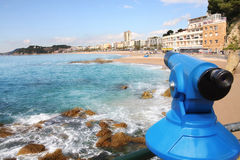 Lloret de Mar (Spain) Royalty Free Stock Image