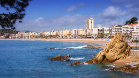 Lloret de Mar (Spain) Stock Photos