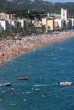 Lloret de Mar, Spain Royalty Free Stock Photography