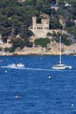Lloret de Mar, Spain Royalty Free Stock Photos
