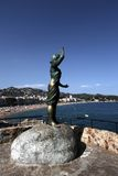 Lloret de Mar, Spain Royalty Free Stock Photography