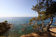 Lloret de Mar, Spain Stock Image