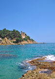 Lloret de Mar,Spain Royalty Free Stock Photos