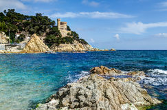 Lloret de Mar, Spain Stock Photography