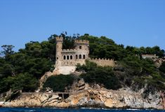 Lloret de Mar- Spain Stock Images