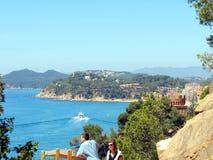 Lloret de Mar, Spain. Royalty Free Stock Images