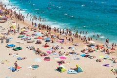 Lloret de Mar Stock Photo
