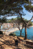 Lloret De Mar in Spain Royalty Free Stock Photos