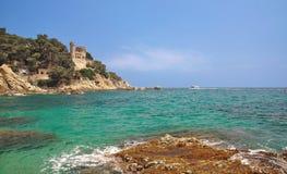 Lloret DE Mar, Spanje Royalty-vrije Stock Foto