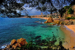 Lloret de Mar Stock Image