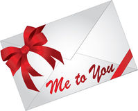 Llove letter Royalty Free Stock Photography
