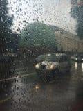 Llover día Imagen de archivo libre de regalías