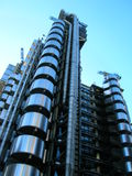 Lloyd. The Lloyd's Building, London royalty free stock photos