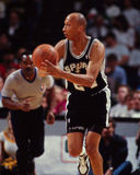 Lloyd Daniels, San Antonio Spurs Royalty Free Stock Photography