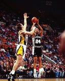 Lloyd Daniels, San Antonio Spurs Stock Images