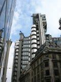 Lloyd Gebäude Stockbild