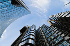 The Lloyd's buidling Royalty Free Stock Images