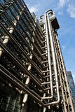 Lloyd's building in London Stock Photos