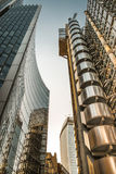 Lloyd's of London. Modern architecture Royalty Free Stock Image