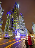 lloyds伦敦 免版税图库摄影